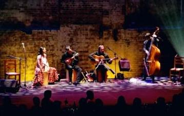 The Saruzu Quartet